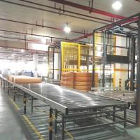 床垫生产线厂家 全自动智能包装系统 巨林自动化