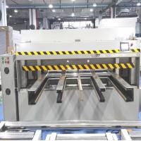 床垫输送线厂家  流水线输送 全自动智能套装机 巨林自动化