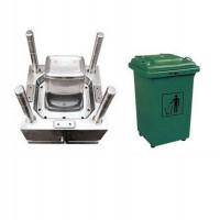 户外家用塑料垃圾桶模具