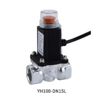 电磁阀厂家热销自动断气直流脉冲驱动/手动电磁阀  DN15L
