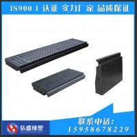 P43二型水泥枕 木枕 平过道 平交道口专用 嵌丝道口板