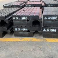 P43二型嵌丝橡胶道口板 新Ⅲ型道口板 铁路与公路平交道口板