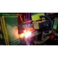 厂家热销自动化上下料机械手定制 富梓机器人锻造应用厂家