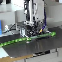 高强度迪尼玛绳(DYNEEMA ROPE)绳索专用自动缝纫机