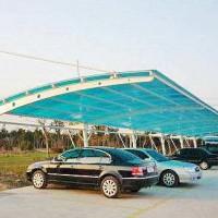 公司专业定制 各种膜结构 停车棚 汽车棚 汽车充电桩等