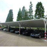 膜结构停车棚 户外停车棚 电动车膜结构 遮阳汽车雨棚 景观棚