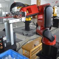 厂家热销 机器人机械手机床联机上下料 机器冲压