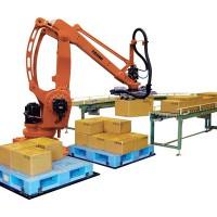 厂家热销 机器人机械手机床联机上下料 机器人码垛