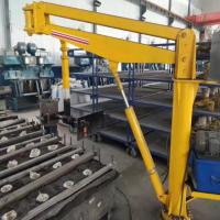 厂家热销 机器人机械手机床联机上下料 机器人重力铸造