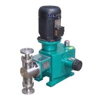 J3.0系列柱塞式计量泵