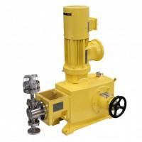J-12.5系列柱塞式计量泵
