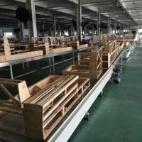沙发生产线 沙发装配线 沙发家具流水线 家居组装线