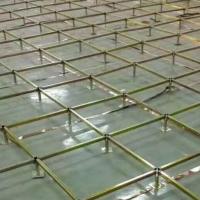 生产各种规格型号防静电地板 康隆建材防静电地板厂家