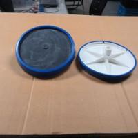 供应优质曝气器215 曝气头260盘式微孔曝气器 300硅胶曝气器