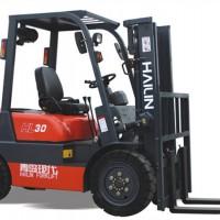 3.0吨柴油平衡重式叉车 柴油汽油液化气平衡重式叉车 力安机械设备