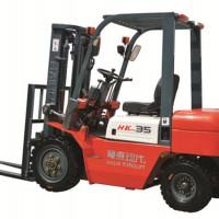 HK系列3.5吨柴油叉车 现货柴油平衡重式叉车 力安机械设备