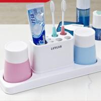 浴室牙刷杯子架制造  浴室置物架塑料模具