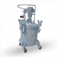 10升气动压力桶_灌胶机 点胶机 油漆桶_搅拌喷漆桶_压力罐涂料桶