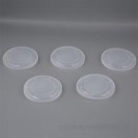 厂家易拉罐塑料盖定制透明PE保护盖307塑料盖子软盖
