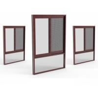 君廷优品 推拉窗加盟 阳台铝合金平移窗 客厅室内断桥铝推拉窗带纱网落地窗