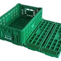 塑料折叠周转箱塑料模具  塑料托盘周转箱模具厂家