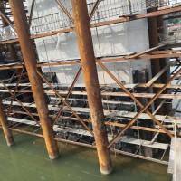 龙川东江大桥墩身防撞护舷安装 防撞护舷 防撞护舷安装