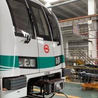 上海地铁维修保养基地项目 维修保养基地