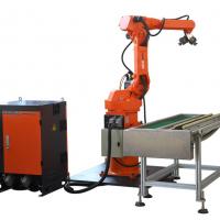 数控车机器人自动送料.数控车机器人自动送料.集成运用方案