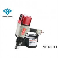 MCN100卷钉枪_气动工具卷钉枪_托盘厂专用钉枪_木框架钉枪_工业级钉枪