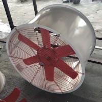 浙江伊贝轴流风机T35-11 8A 23605m3/h 4kW 配0.5米高支架