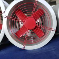 低噪声防爆轴流风机BT35-11-4