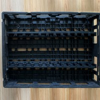 新能源电池盒塑料模具