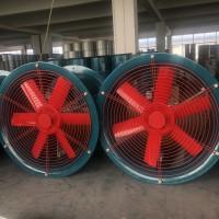 银川直供浙江伊贝玻璃钢FBT35防爆轴流风机FBT35-11-6.3