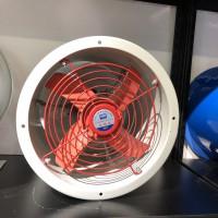 厂家生产浙江伊贝钢制轴流风机T35-11-4.0排风机