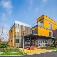 彩色集装箱 住人集装箱 集装箱 厂家定制 彩色住人箱