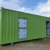 厂家大量优惠批发住人集装箱 工地集装箱 店铺集装箱 彩色箱
