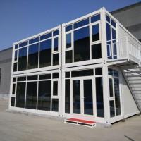 单层平顶活动板房 两层移动活动板房 批发零售活动板房