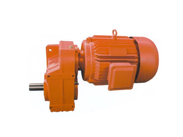 F系列平行轴-斜齿轮速减速电机