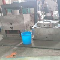 浙江塑料桶盖子模具质量保证 仲仓盛塑料注塑模具制造  厂家注塑成型模加工制造 塑料涂料桶开模定制