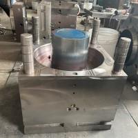 黄岩 9L涂料桶注塑模具加工 仲仓盛涂料塑料桶模具厂家直销 注塑油桶模具加工