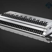 精岳模具 快速开口调节模头 挤出模具 板片材模具 台州模具加工 定制