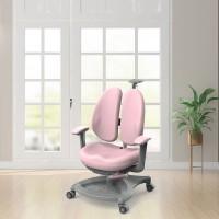 新款儿童学习椅多功能调节升降写字椅书房作业椅人体工学有脚踏