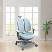 儿童学习椅矫正坐姿中小学生多功能调节学习椅可升降双背椅