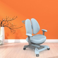 新款儿童学习椅人体工学高度可升降调节书房写字椅子