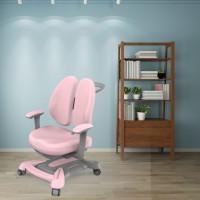 家用儿童学习椅人体工学高度可升降调节书房写字椅子