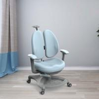 新款儿童学习椅人体工学高度可升降调节矫正姿势防驼背