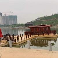 漂浮式水上浮筒生产厂家  水上游船浮筒码头